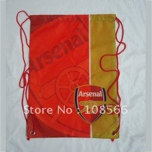 wholesale arsenal daily bag /back pack bag/shoe bag   10Pieces