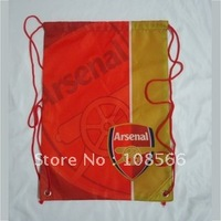 wholesale arsenal daily bag /back pack bag/shoe bag   10Pieces