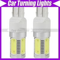 2 x LED CAr Turning Signal Lights Lamps 7.5W  #2497