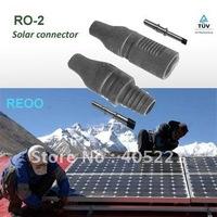 MC3 solar power connector,MC3 solar socket for TUV certified