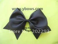 solid color cheerleading bows