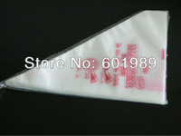 100 Cake Tools icing pastry Disposable Pastry Cake Icing Piping Decorating Bags large size 35*25cm