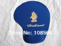 Netherlands soft wrist mouse pad/fans souvenir