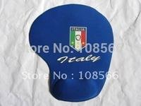 Italy soft wrist mouse pad / fans souvenir