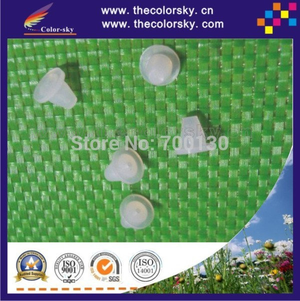 (ciss plug) CISS and refillable ink cartridge rubber seal silicone plug free shipping by DHL(China (Mainland))