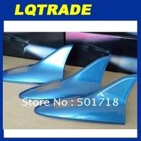 High-Q  solar product & Low carbon Christmas /Shark fin car antenna / car antenna / solar warning light decoration antenna