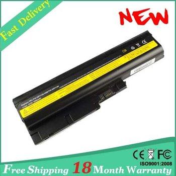 """Battery FOR Lenovo IBM ThinkPad T61 (14.1"""" standard screens and 15.4"""" widescreen) ThinkPad T61 6457 ThinkPad T61 6460"""