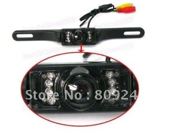 wholesale! Car Rearview Waterproof Camera Shockproof rearview,Free shipping!