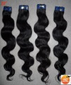 "Hair brazilian hair 100% remy human hair weft free shipping 18"" 20"" 22"" inches color 1 1b quality good price HAIR31-Z"