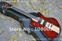 new arrival DAN DONEGAN ULTRA BCH electric guitar Worn Red Guitar free shipping