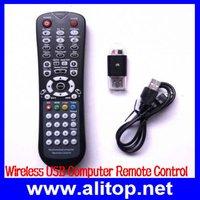 IR USB Mouse Media Desktop Computer PC Remote Controller Control Media Center