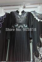 arab clothes with pants in hand made beading ,muslim abaya,islamic abaya 11061524