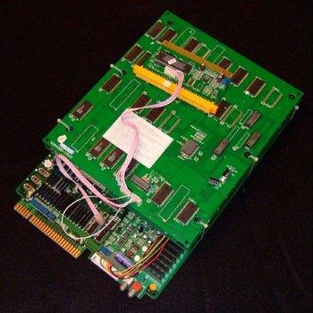 CPS-2  Jamma Board