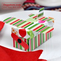 400 Christmas airplane box C04