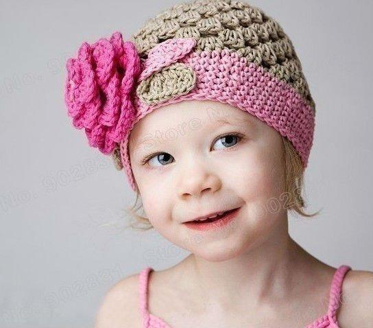 Gorros de crochet de bebé - Imagui