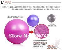 65cm Anti Burst Fitness Workout Balancing Ball Yoga Sports Gym Pilates Yoga ball Fit Exercise Stretching