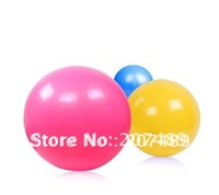2pcs/lot 65cm Anti Burst Fitness Workout Balancing Ball Yoga Sports Gym Pilates Yoga ball Fit Exercise Stretching wholesale