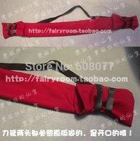 Ao no Blue Exorcist Rin Okumura's Red Bag of Sword*Sword Bag