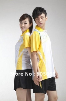 Victor Badminton clothes,badminton sports wear ,Badminton T shirts