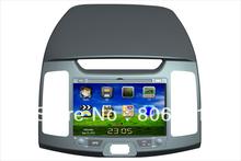 8 inch Car DVD player GPS for Hyundai Elantra HDC 2011 BT SD/USB ATV RDS IPOD 4g sd map(China (Mainland))