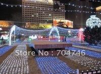White 200 LED NET light Christmas decorative lights LED lights ,2m*3m ,10pcs/lot