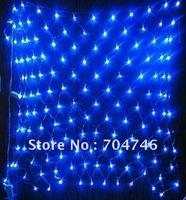 Blue 200 LED NET light Christmas decorative lights LED lights ,2m*3m ,10pcs/lot