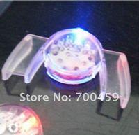 New Lots 96Pcs ''colored teeth Light  Popular in Japan Light teeth Funny dentures Funny Light LED light Halloween