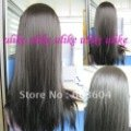 Free Shipping --Ulike Wigs Top quality Fashion Style Indian Remy Human Hair full Lace Wig Ready to Ship