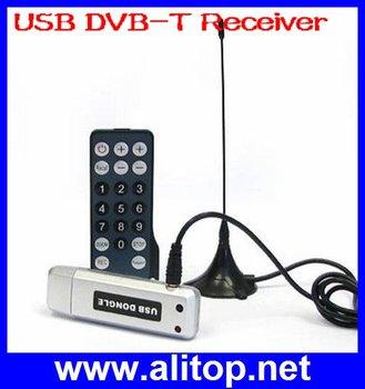 Digital USB DVB-T HDTV TV Tuner Recorder Receiver