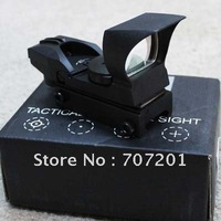 10pcs JH400 Tactical Red Green Dot 4 Reticle Sight with Mount