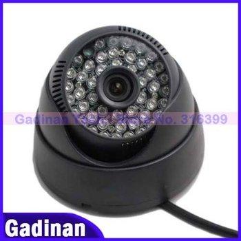 ! 420TVL  CCTV Security Camera 48 IR Day Night+wide angle+Audio MIC