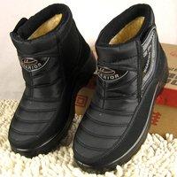 Free Shipping, Winter, new, men / women, warm shoes, snow shoes, men's boots, snow boots, men's cotton shoes