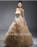 Drew Barrymore A-line Sweetheart Floor-length Tulle Emmy/ Prom Dress Celebrity Dresses