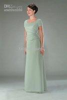 -2012 Poretrait elegant high quality Chiffon mother dress Party dresses M003