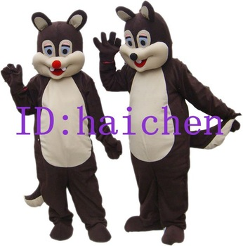 Free EMS Cartoons http://www.aliexpress.com/item/FREE-SHIPPING-EMS-wedding-Ms-Mr-squirrel-Scrat-Plush-Cartoon-Character-Costume-mascot-cosplay-Custom-Products/512723490.html