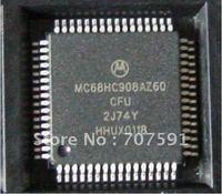 New Mercedes vito processor MC68HC908AZ60 MC68HC908AZ60CFU IC Auto ICs Free Shipping 1pcs Free Shipping