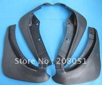 free shipping!  wholesale high quality 2005-2007 MAZDA 6 plastic fender splash guard mudguard 4pcs