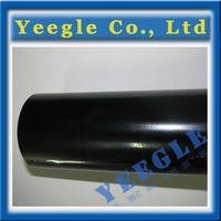 1.52x30m With Air Free Bubbles Glossy Black Vinyl Car Film Wrap Free Shipping Wholesale&Retail