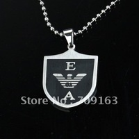 Top quality Men necklace 316L stainless steel pendant with Chain