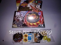2011 hot sale 6 Styles 4D Top Clash Metal Beyblade, Spinning Tops Toys bb105 bb108 bb109 bb111 bb114