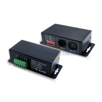 TLS3001(TLS3002) DMX-Spi Digital Signal Decoder
