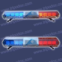 "48"" Police LED Lightbar, can match with siren and speaker"