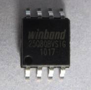 W25Q80BVSSIG Winbond 25Q80BVSIG IC FLASH 8MBIT 104MHZ 8SOIC W25Q80BVSIG W25Q80 25Q80