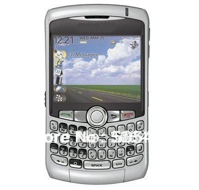 Мобильный телефон Blackberry 8320 2,0 wi/fi QWERTY Quadband + IMEI blackberry leap