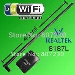Free Shipping, KASENS G9000 6000MW 54Mbps 802.11b/g Wireless USB 2.0 Network Wifi Card Adapter