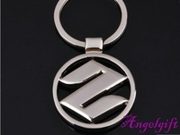 Car Key Chain!3D Key Chains Badge/Logo Car Keyring.Car Key chain ring.Car Key Ring.50Pcs/Lot Free Shipping Kc085
