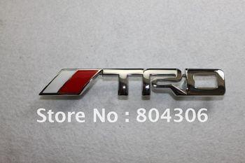 TRD Car Hood Front Grill Badge Logo Emblem TOYOTA SUPRA PRIUS VOIS COROLLA MK5