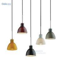 Special Modern Bar Lighting Pendant with Lamp light bar restaurant Hall aisle lighting Small chandelier