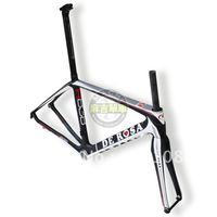 "Italian DEROSA ""R838"" carbon fiber road bike frame"