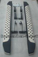 KIA SPORTAGE 2010-2012 ALUMINUM  RUNNING BOARD SIDE BAR NERF BAR